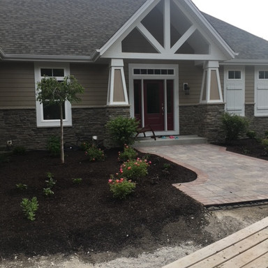 New Construction Landscaping from Awesome Landscape Concepts