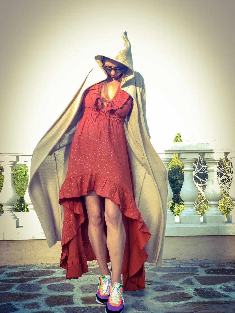 La Love me Dress de Julie et les Tropeziennes