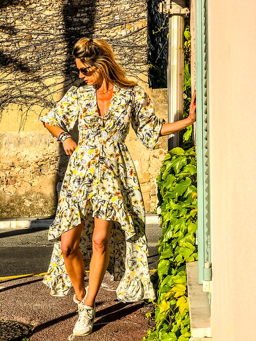 Love Dress flowers