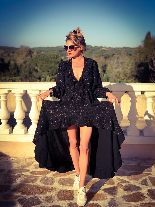 Love Dress points gold