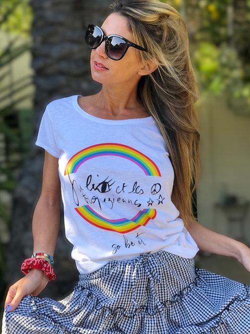 T-shirt 83 990 BB Femme