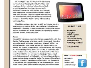 Newsletter: August 2014