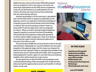 Newsletter: December 2014