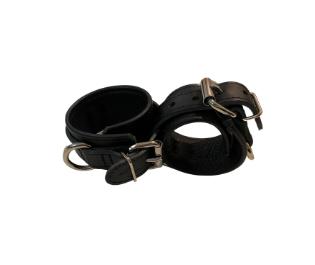 Bound2Please Leather Cuffs