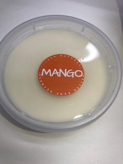 Mango Scented Shea Butter