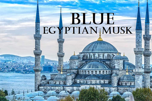 BLUE EGYPTIAN MUSK (TYPE)