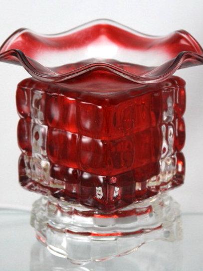 RED ELECTRIC BURNER
