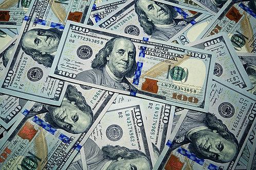 TAJ MONEY ON STREET INCENSE