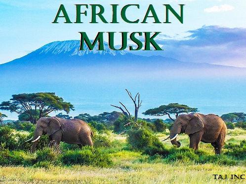 AFRICAN MUSK