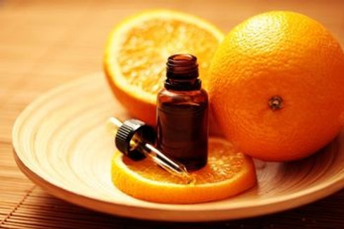 ORANGE ESSENTIAL OIL 1/2 oz
