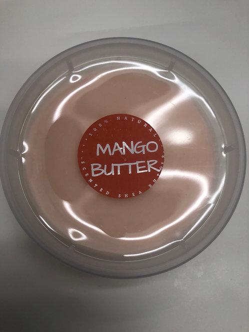 Mango Butter Scented Shea