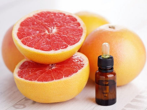 GRAPEFRUIT ESSENTIAL OIL 1/2 oz