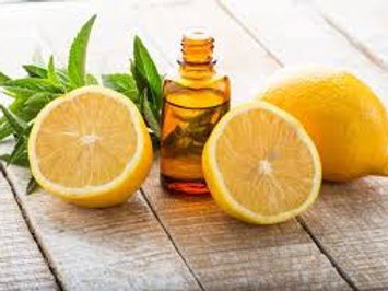 LEMON ESSENTIAL OIL 1/2 oz