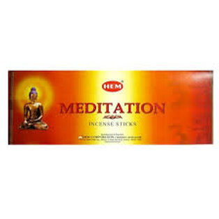 HEM MEDITATION INCENSE BOX