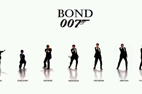 BOND #7 (TYPE)