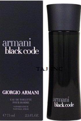 BLACK CODE (TYPE)