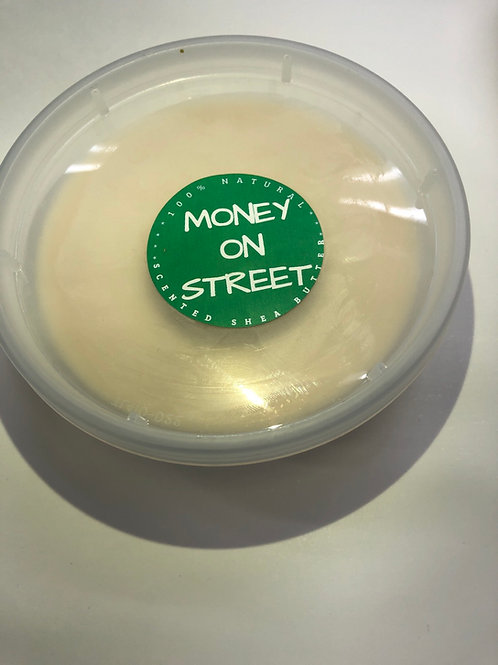 Money On Street Scented Shea Butter