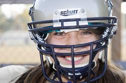Dacula HS Football  Kicker Sabrina