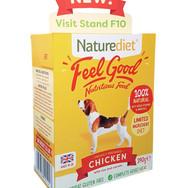 Giant Pet Food Pack Replica Display for Naturediet