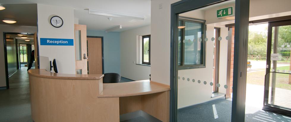 Bayfield-Surgery-Reception-Healthcare-Co
