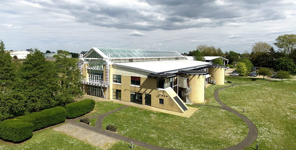 Pentaco Construction's New Cambridge offices are to open in the striking Cambridge Innovation Park