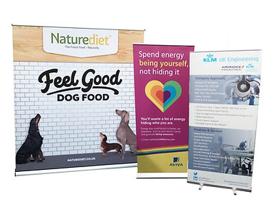 Roller Banner and Bannerstand Shop Image Display Norwich