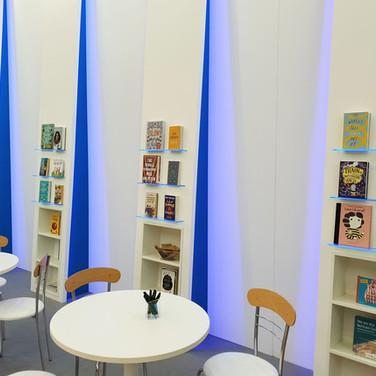 Custom Product Display Totems for Bertram Books