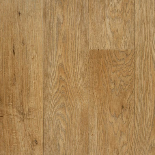 Standard Oak Wood Plank Vinyl Garden Room Flooring