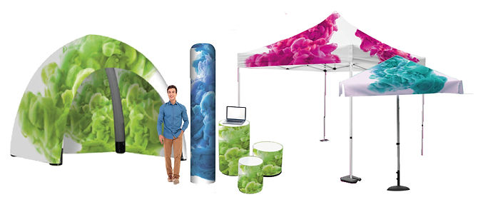 Unique Outdoor Display Products from Image Display & Graphics Norfolk