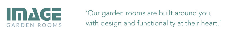 Image Garden Rooms - built around you with design and functionality at their heart