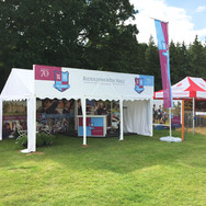 Outdoor Event Environment and Signage for Riddlesworth School Norwich