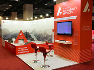 Sungard BCI World - Interactive Exhibition Stand & Brand Experience