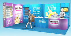 3D Graphic Design Concept for Kettle by Image Display Norwich