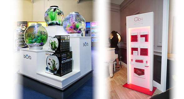 Bespoke Display Design and manufacture at Image Display and Graphics Norwich