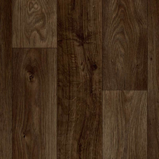 Standard Walnut Wood Plank Vinyl Garden Room Flooring