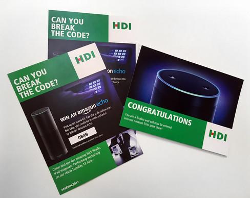 HDI Promotional Print Design