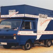 The Original Image Development Van