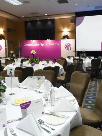 Branding & Event Design Circle Housing Awards