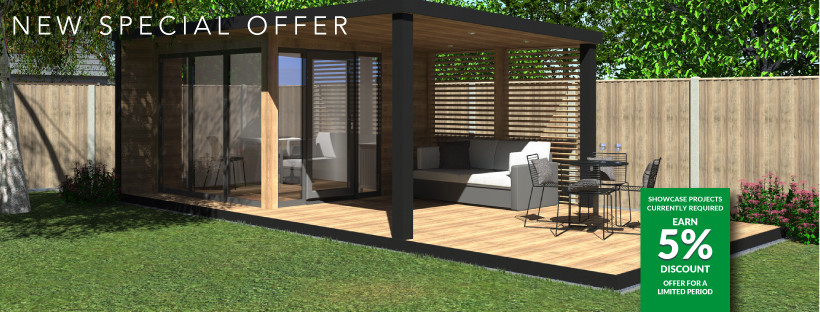Image Garden Rooms Special Offer Showcase Project Discount
