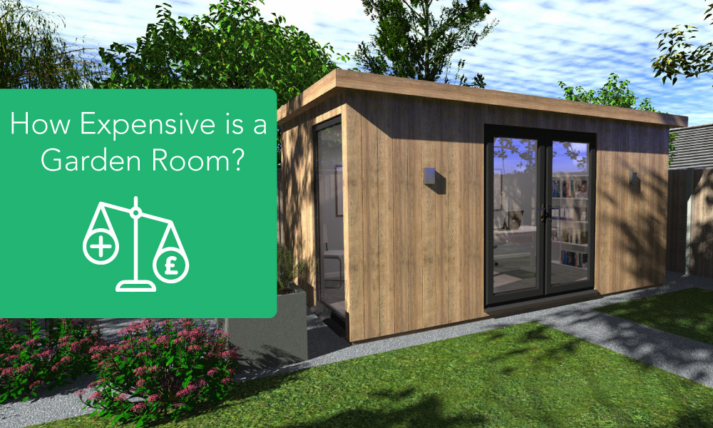 How expensive is a garden room? Image Garden Rooms