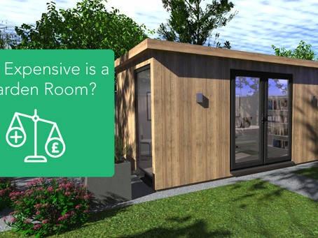 How Expensive is a Garden Room?