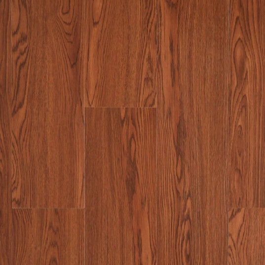 Standard Cherry Wood Plank Vinyl Garden Room Flooring