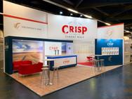 Custom Exhibiton Stand - Crisp Malt BrauBeviale 2019