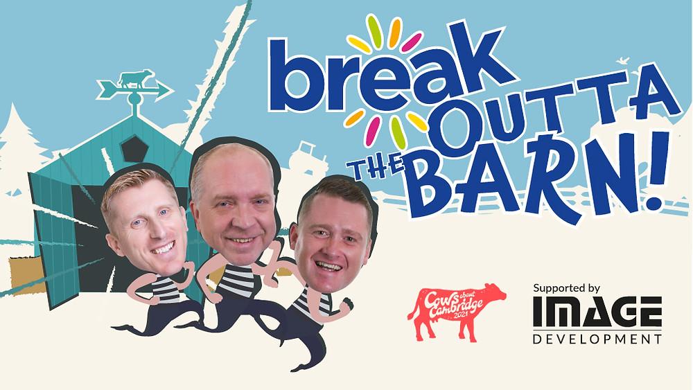 Pentaco Construction Break Outta the Barn Break Charity event