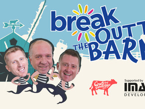 Break Outta the Barn!