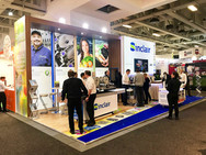 Custom Exhibition Stand - Sinclair at Fruit Logisitic 2019 in Germany