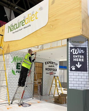 Exhibition Stand Design and Build Services from Image Display and Graphics Norwich