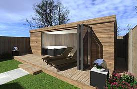 Bespoke-Garden-Room-with-Hot-Tub-Sun-Dec