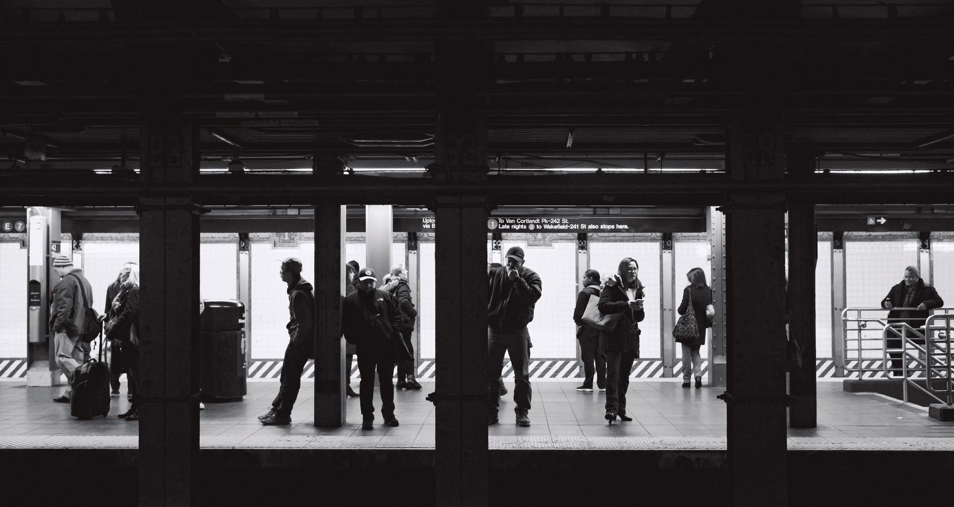 Metro in NY
