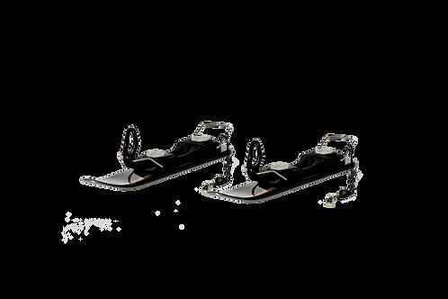 Brenter footskis (Toe clip binding - FSP)